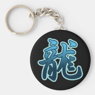 Chinese Zodiac Sign Water Dragon Key Chain