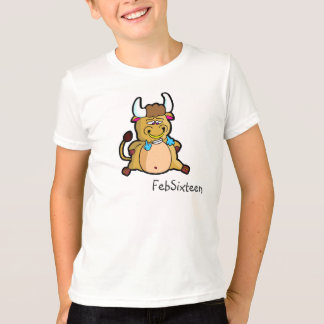 Chinese Zodiac Signs: Ox T-Shirt