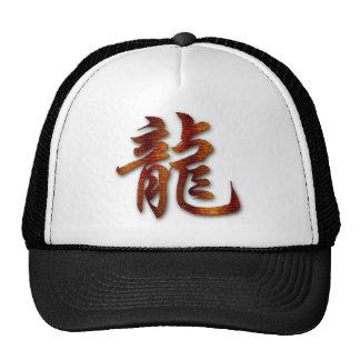 Chinese Zodiac Wood Dragon Gift Cap