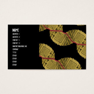 Chinesejapanesmegafandesign, Name, Address 1, A... Business Card
