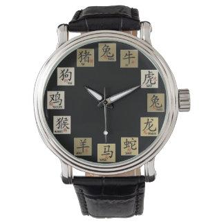 Chinesse Zodiac Watch