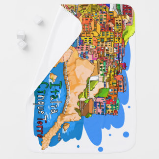 chinkue tetsure of Italy it is loose the picture Baby Blanket
