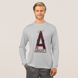 Chino Hills Angels Long Sleeve Coach's Shirt