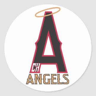 Chino Hills Angels Sticker