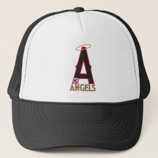 Chino Hills Angels Trucker Hat