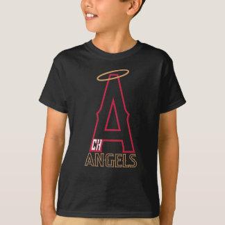 Chino Hills Angels Youth Black Shirt