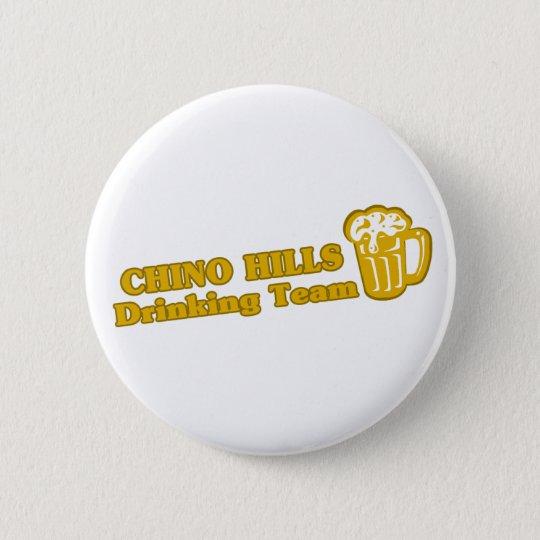 Chino Hills Drinking Team tee shirts 6 Cm Round Badge