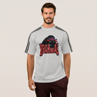 Chino Valley Brahmas Adidas Mens' T-Shirt