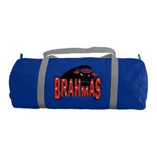 Chino Valley Brahmas Blue Duffle Bag Gym Duffel Bag