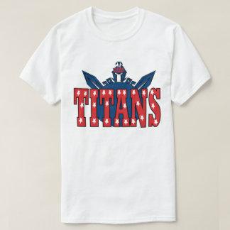 Chino Valley Titans White T-Shirt