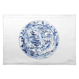 CHINOISERIE PLATE PLACEMAT