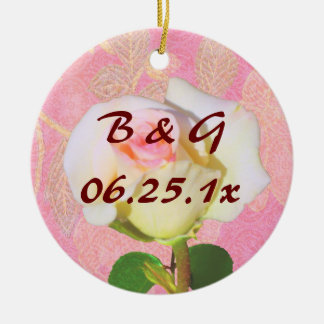Chinoiserie WEDDING Gift Ornament