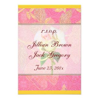 Chinoiserie Wedding RSVP Invitations
