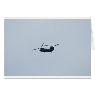 Chinook Helicopter Cards