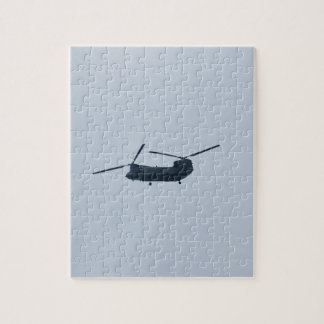 Chinook Helicopter Jigsaw Puzzle
