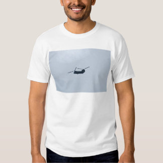 Chinook Helicopter Tee Shirt