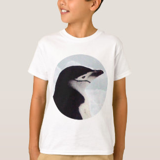 Chinstrap Penguin Portrait T-Shirt