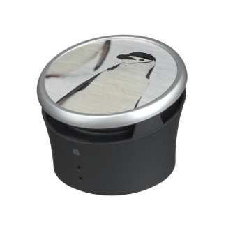 Chinstrap Penguins Pygoscelis antarcticus), Bluetooth Speaker