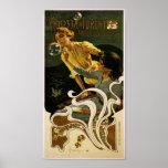 Chiozza e Turchi, fabricants de savons, Pontelago Poster