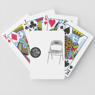 Chip and a Chair Bicycle Playing Cards