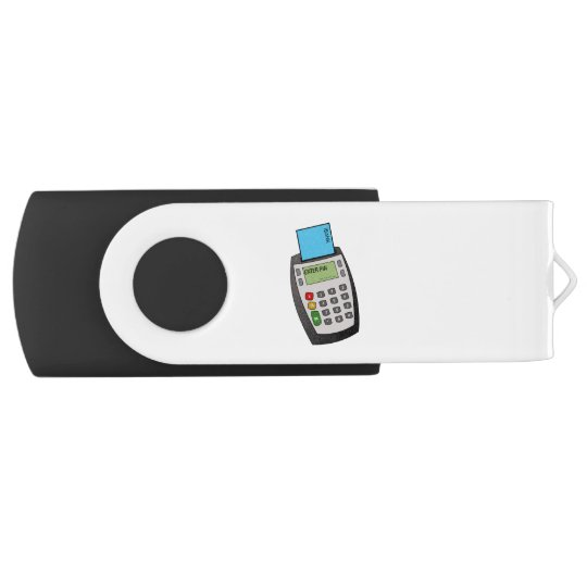 Chip and Pin Machine USB Flash Drive