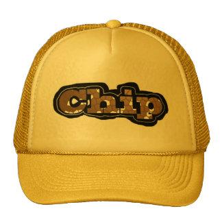 chip cap