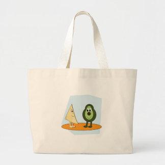 Chip Guac Tote Bag