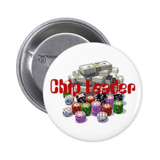 chip leader button