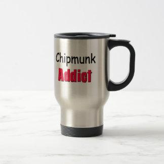 Chipmunk Addict Coffee Mug