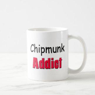 Chipmunk Addict Mugs