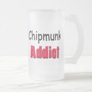 Chipmunk Addict Mug