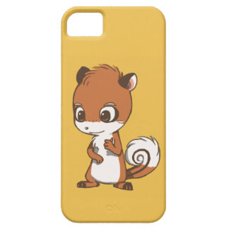 Chipmunk Character Yellow iPhone Case iPhone 5 Covers