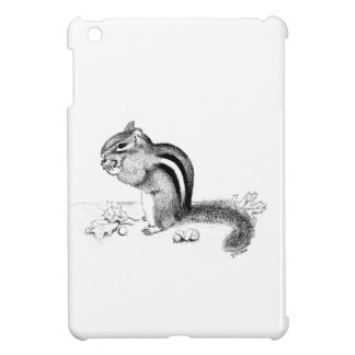 Chipmunk iPad Mini Cover