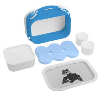 Chipmunk Lunch Boxes
