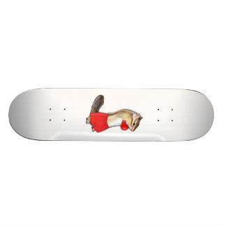 Chipmunk photo (12) skate deck