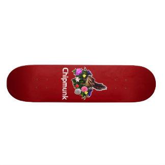 Chipmunk photo (4) type5 skateboard deck