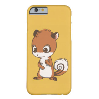 Chipmunk Yellow iPhone6 Case Barely There iPhone 6 Case