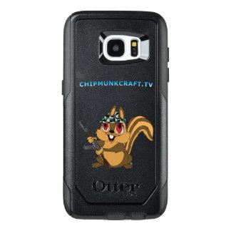 ChipmunkCraft Custom Otterbox S7 Edge OtterBox Samsung Galaxy S7 Edge Case