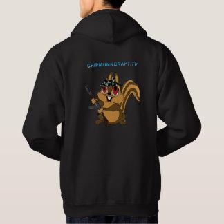 ChipmunkCraft Hooded Sweatshirt v2