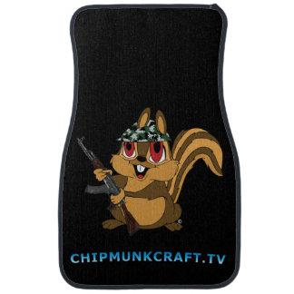 ChipmunkCraft v2 Floor Mats