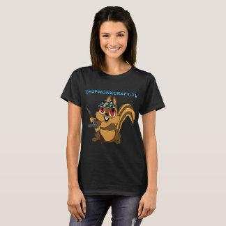 ChipmunkCraft v2 Women's Tshirt
