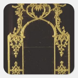 Chippendale mirror, c.1750 square sticker