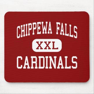 Chippewa Falls - Cardinals - Chippewa Falls Mouse Pad