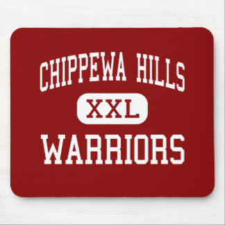 Chippewa Hills - Warriors - Junior - Remus Mouse Mat