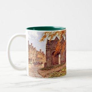 Chipping Campden Souvenir Mug