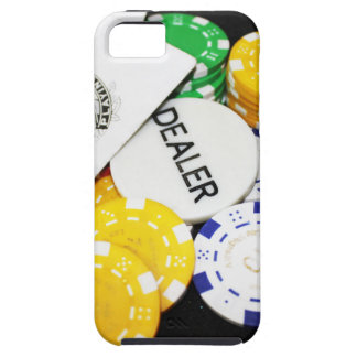 Chips Gambling Casino Win Game Luck Risk Bet Case For The iPhone 5