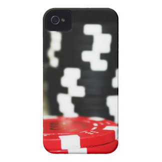 Chips Gambling Casino Win Game Luck Risk Bet Case-Mate iPhone 4 Cases