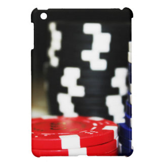 Chips Gambling Casino Win Game Luck Risk Bet iPad Mini Cases