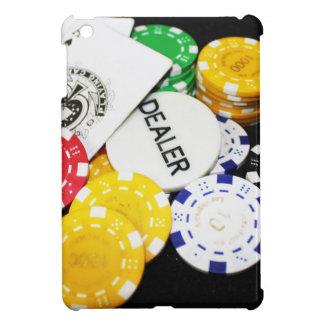 Chips Gambling Casino Win Game Luck Risk Bet iPad Mini Covers