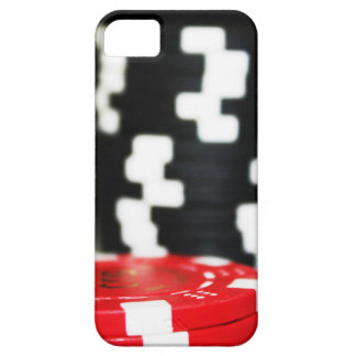 Chips Gambling Casino Win Game Luck Risk Bet iPhone 5 Case